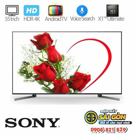 Android tivi Sony led 4k 55 inch KD-55X9500G